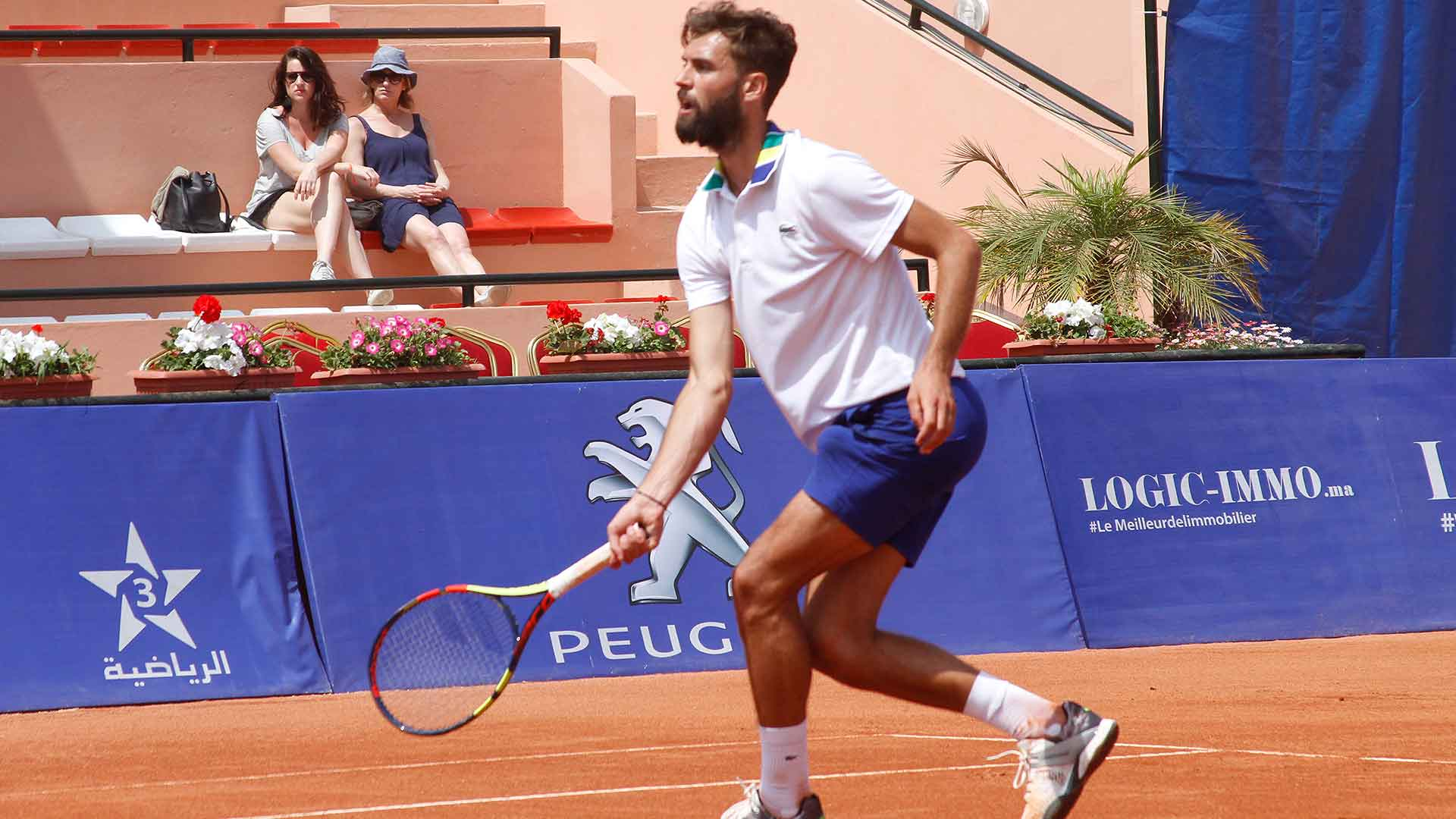 Paire tennis prediction