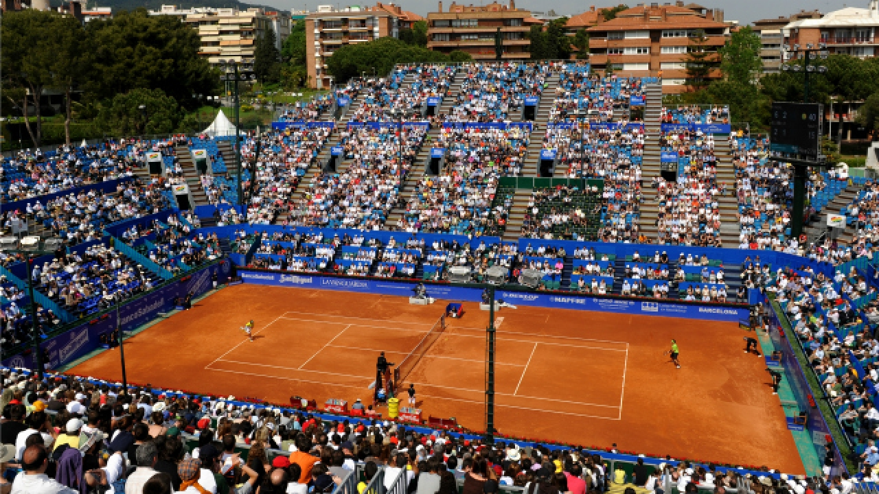 The Barcelona Open 2018