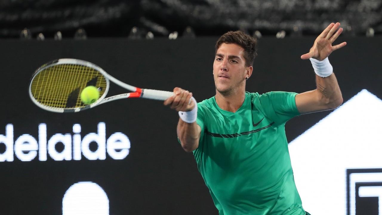 ATP - SINGLES: Miami (USA), hard