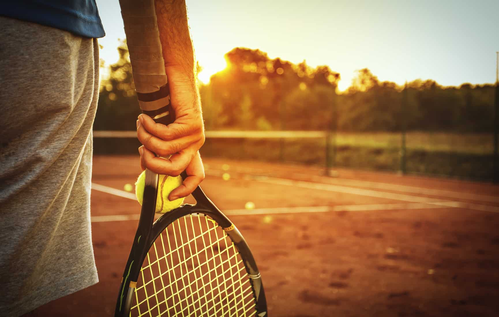 Betting on tennis opponents of legal sports betting