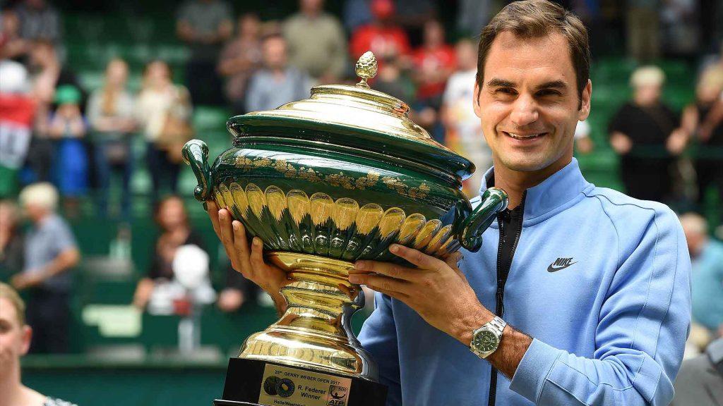 Federer Gerry Weber Open
