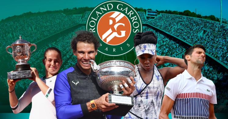 Ostapenko Nadal Roland Garros