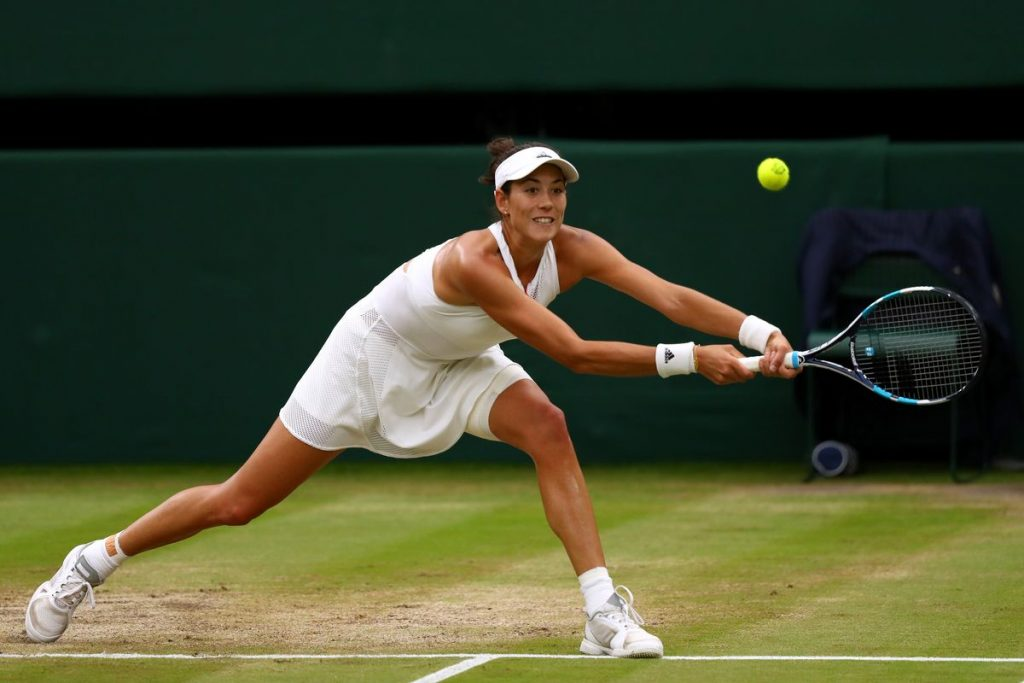 Muguruza Wimbledon Winner