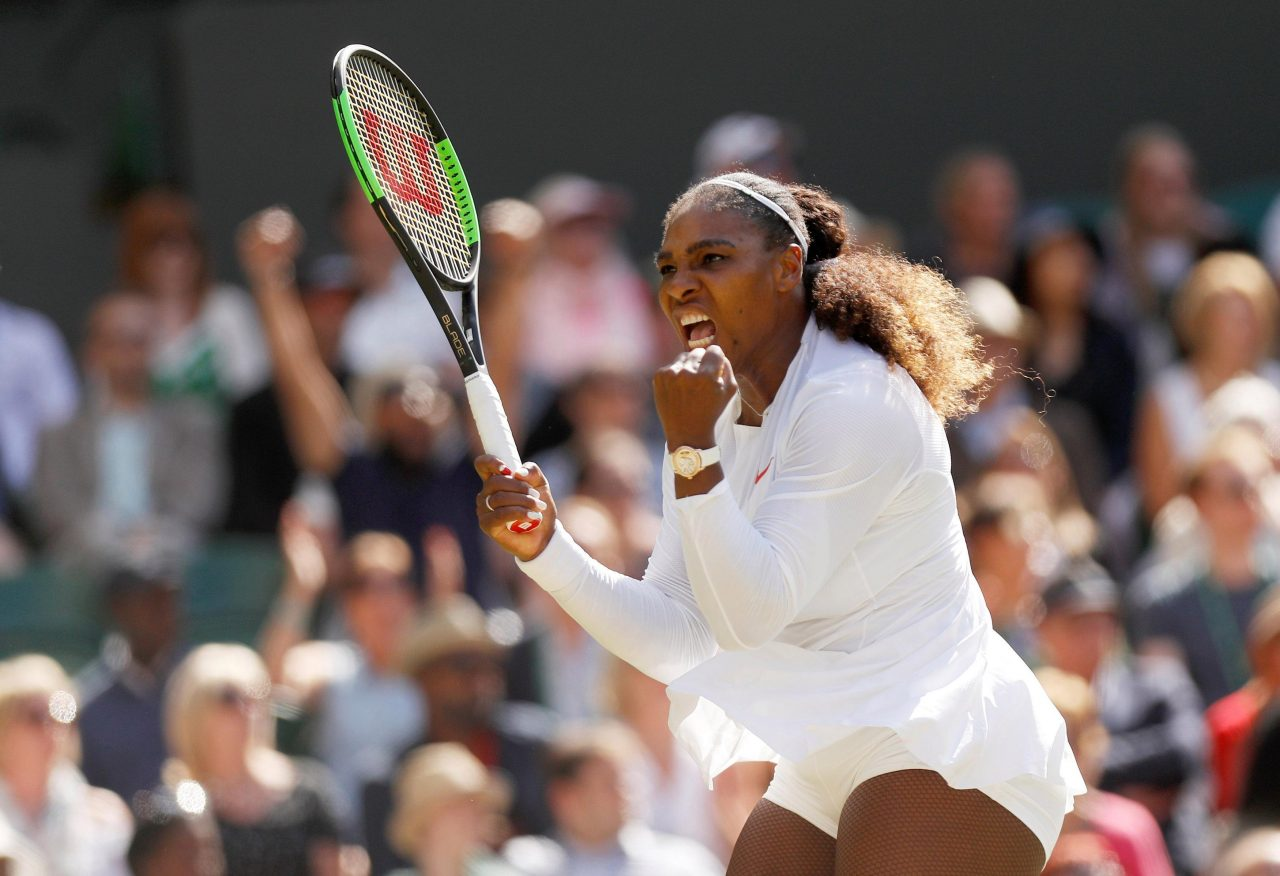 Julia Goerges vs Serena Williams